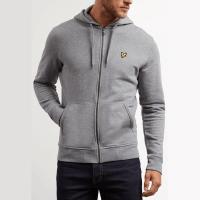 felpa-lyle-scott-grey-hoodie