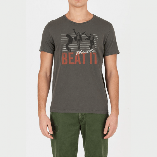 tshirt beat it vintage 55