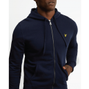 Zip Through Hoodie Lyle and Scott